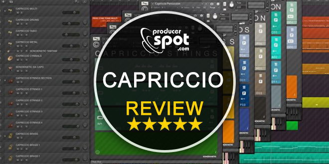 Sonokinetic Capriccio Review