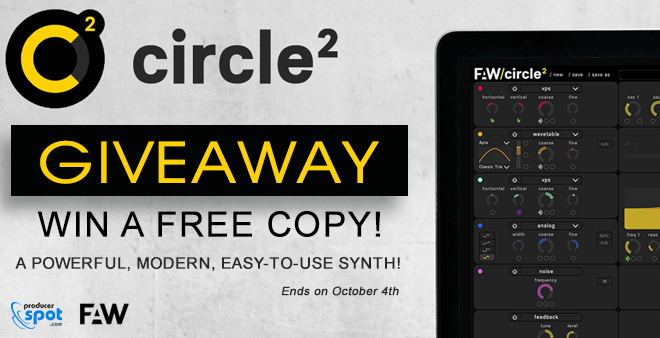 Circle 2 Synth Giveaway