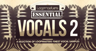 Essentials Vocals 2 Sample Pack