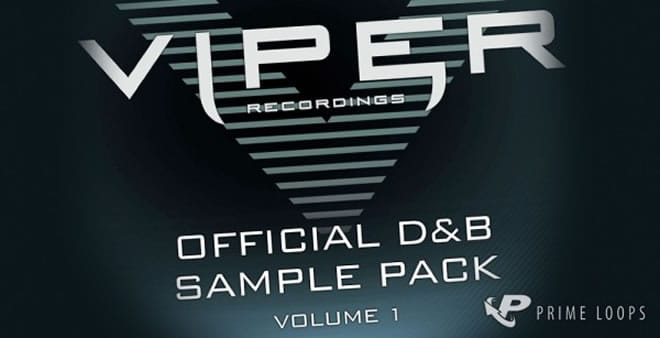 Viper Recordings: Official DnB Vol 1 Sample Pack