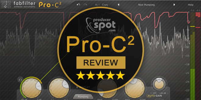 Review: Pro-C 2 Compressor Plugin by FabFilter