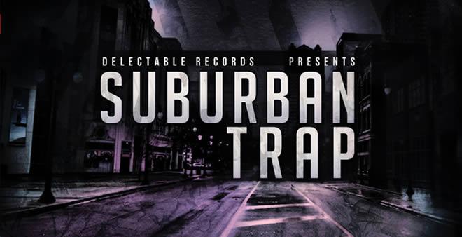 Suburban Trap Sample Pack