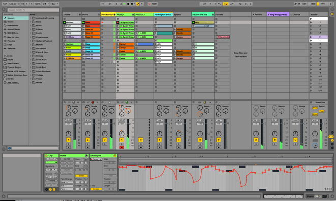 Ableton Live 9 Best Daw
