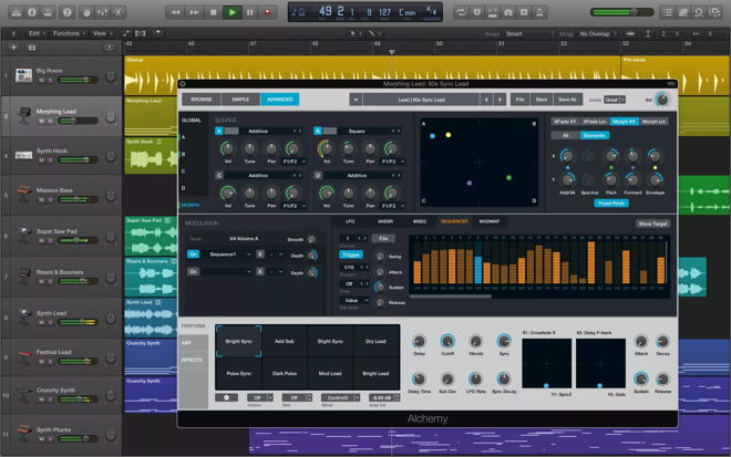top 10 best daw of 2018 best music production software. Black Bedroom Furniture Sets. Home Design Ideas