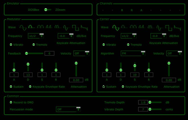 Free FM VSTi Synth Plugin