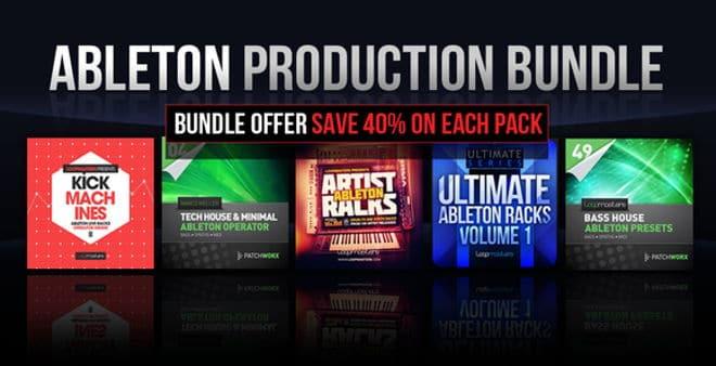 Ableton Live Production Bundle