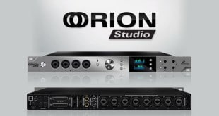 Orion Studio by Antelope Audio