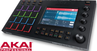 New AKAI MPC Touch