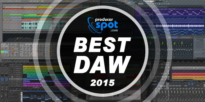 Top 10 Best DAWs of 2015 – Music Production Software | Sound