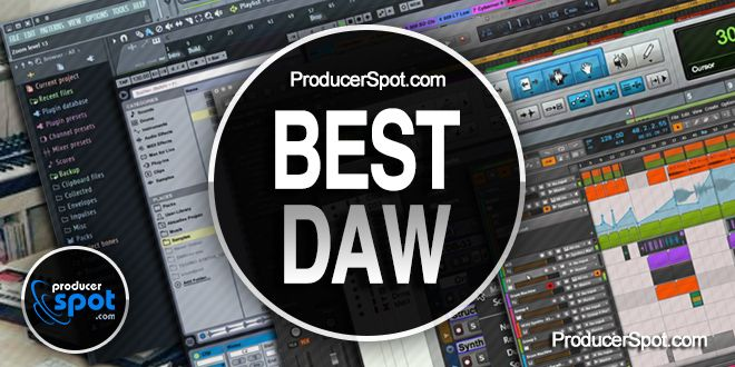 10 Best DAW Music Production Software
