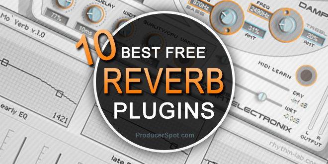 Best Free Reverb Plugins