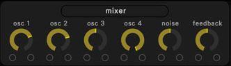 Circle2 Mixer