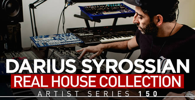 Darius Syrossian - Real House Collection by Loopmasters