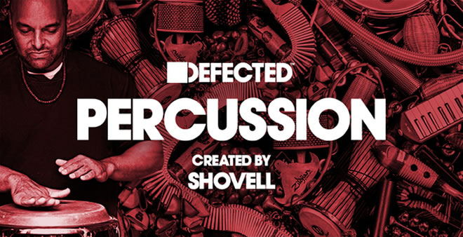 Defected Percussion - Shovell Sample Pack