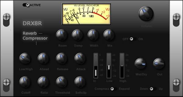 DRX8R Free VST Plugin