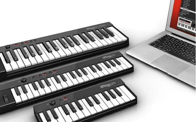 iRig Keys USB by IK Multimedia