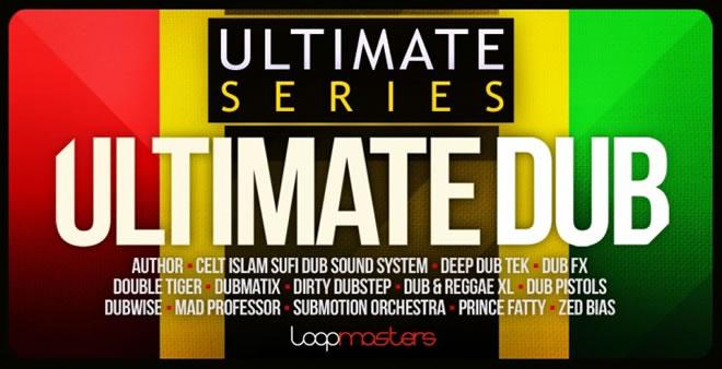 Ultimate Dub Sample Pack