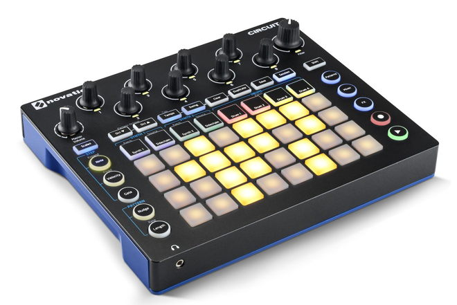 New Novation Circuit