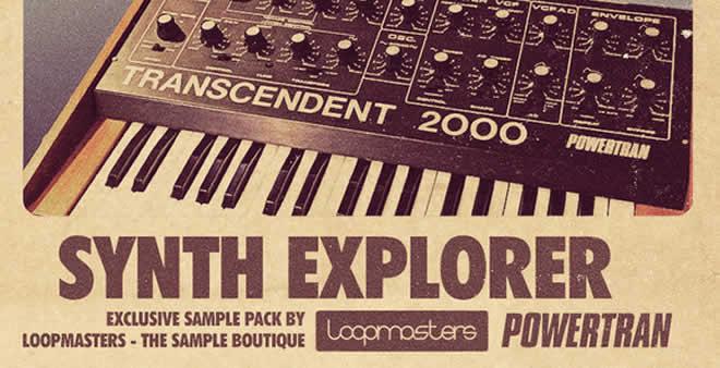 Synth Explorer Transcendent 2000