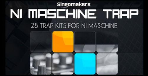 NI Maschine Trap Sample Pack