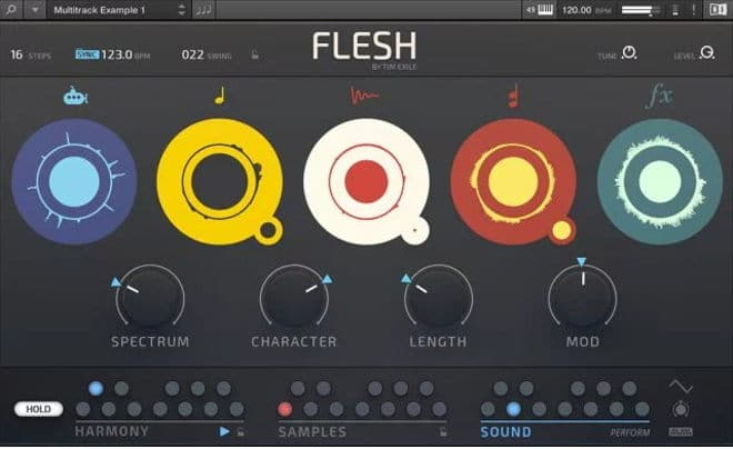 Flesh Reaktor Instrument