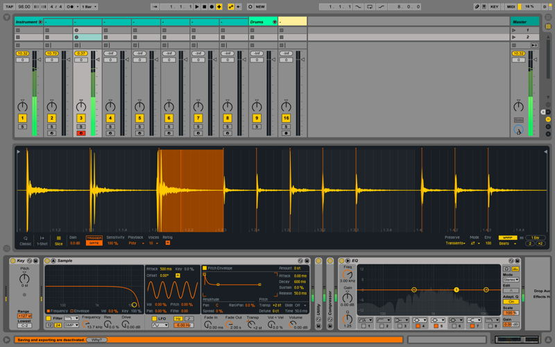 Ableton Live 9.5 Update