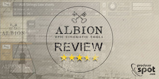 Review: Albion ONE Kontakt Library by Spitfire Audio