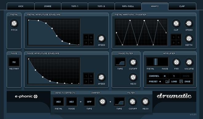 Drumatic 3 Free Drum VST