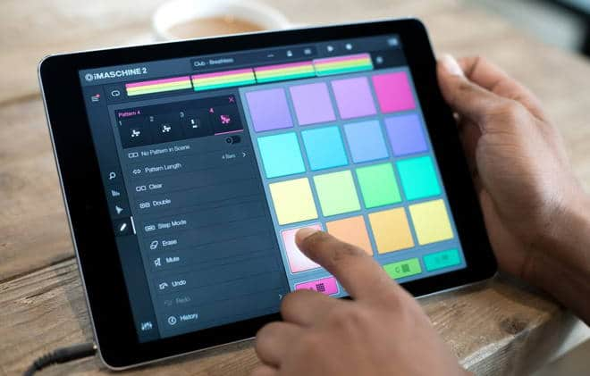 iMaschine 2 iOS Music App