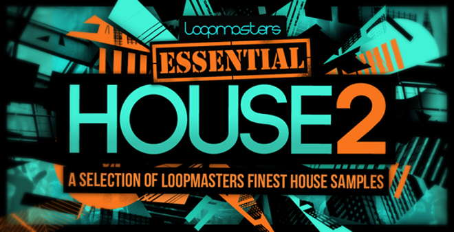 Essential house vol 2 sample pack by loopmasters for Classic house sample pack