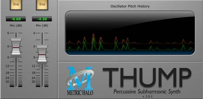 Thump2 Free Bass Plugin