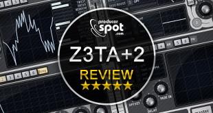 Z3TA 2 VST Plugin Review