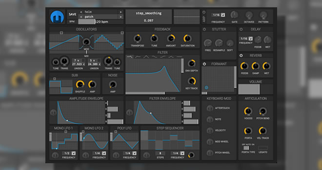 Best Free VST Synthesizers Plugins Released in 2015 • ProducerSpot