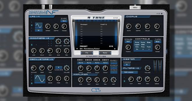 4 Tune Free Edm Synth