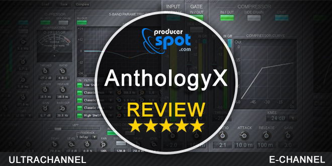 Anthology X Review