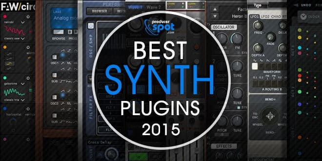Best VST Synth Plugins