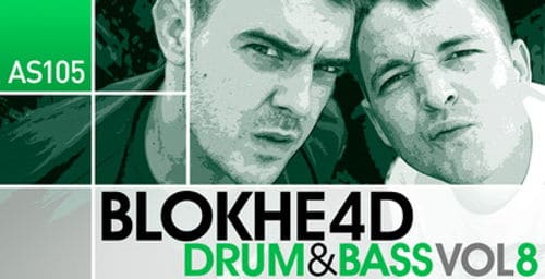 Block He4d Drum and Bass Sample Pack