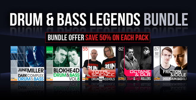 Drum and Bass Sample Pack