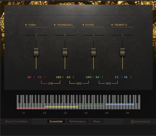 Kontakt Brass Ensemble Library