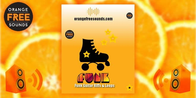 funk guitar loops riffs sound pack by orange free sounds producerspot. Black Bedroom Furniture Sets. Home Design Ideas