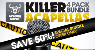 Killer Acapellas Bundle