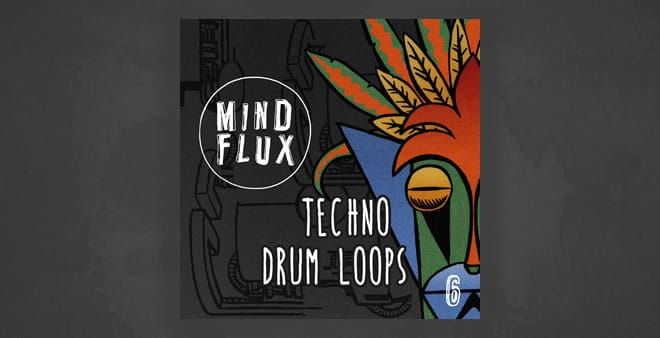 Free Techno Drum Loops 1