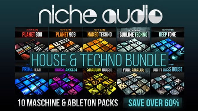 House and Techno Bundle Pack