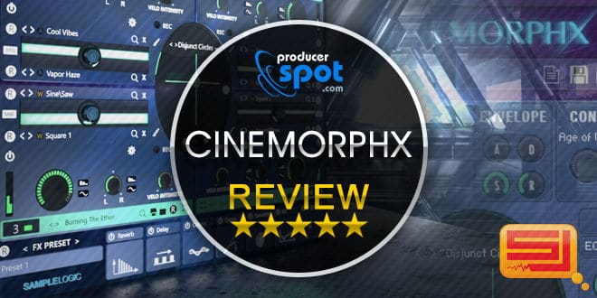 Sample Logic Cinemorphx Review