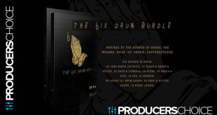 The 6ix Drum Kit