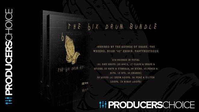The 6ix Drum Kit