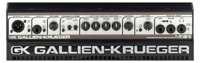 Gallien Krueger Amplifier