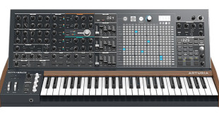 NAMM 2016: MatrixBrute Analogue Synth by Arturia