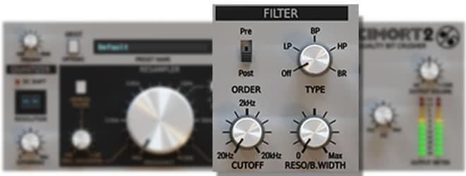 Decimort 2 Filter