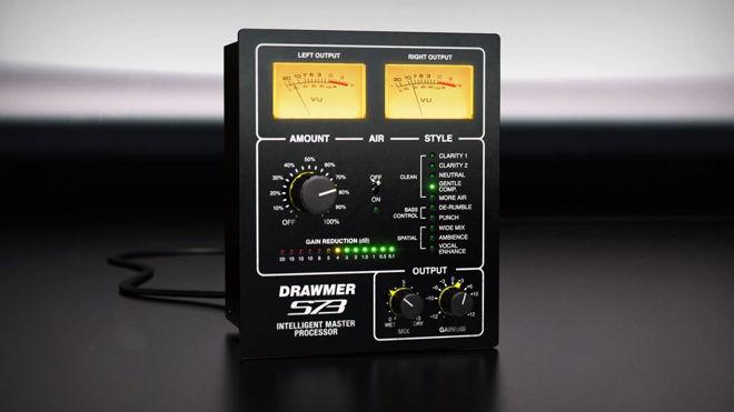Softube Drawmer S73 Master Processor Plugin